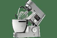 KENWOOD KCC9040S Cooking Chef Gourmet Küchenmaschine mit Kochfunktion inkl. 7 Zubehörteile, Silber