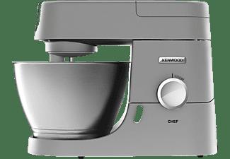 KENWOOD KVC3150S Chef Küchenmaschine inkl. 5 Zubehörteile Silber (Rührschüsselkapazität: 4,6 Liter, 1000 Watt)