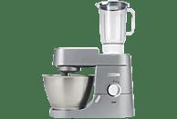 KENWOOD KVC3150S Chef Küchenmaschine inkl. 5 Zubehörteile Silber 1000 Watt