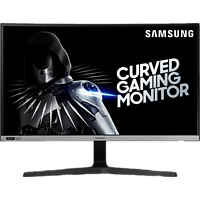 SAMSUNG LC27RG54FQUXZG 27 Zoll Full-HD Gaming Monitor (4 ms Reaktionszeit, 240 Hz)