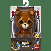 GOLIATH Feisty Pets - Bear 10cm Plüschtier, Mehrfarbig