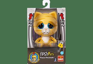 GOLIATH Feisty Pets - Yellow Cat 10cm Plüschtier Mehrfarbig