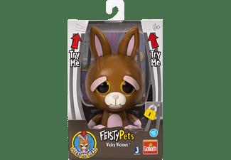 GOLIATH Feisty Pets - Bunny 10cm Plüschtier Mehrfarbig