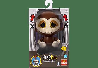 GOLIATH Feisty Pets - Monkey 10cm Plüschtier Mehrfarbig