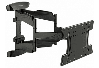 "Soporte TV - Fonestar STV-8142N, Compatible con 32-65""/81-165CM, 2 brazos, Inclinable, Hasta 30 kg"