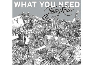 Jimmy Reiter - What You Need  - (Vinyl)