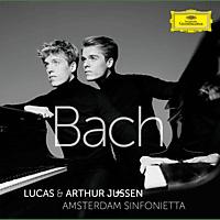 Amsterdam Sinfonietta Arthur And Lucas Jussen - BACH [CD]