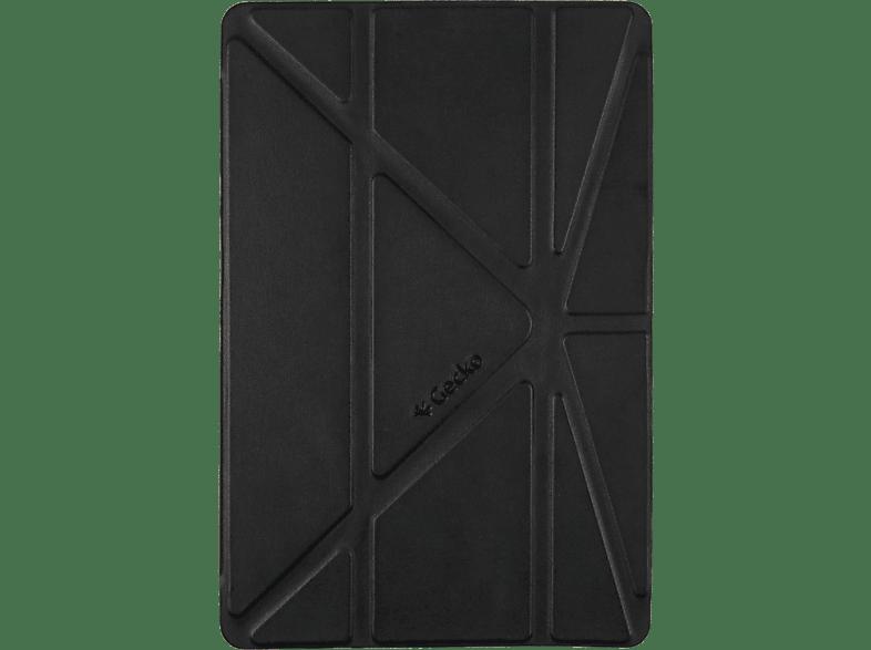 GECKO Origami Tablethülle, Bookcover, Schwarz