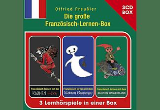 Otfried Preussler - Die Große Französisch-Lernen-Box (3-CD Hspbox)  - (CD)