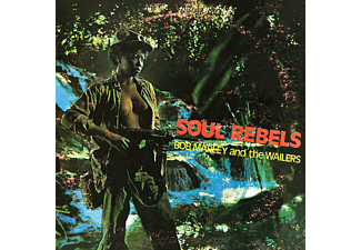 Bob Marley & The Wailers - Soul Rebel-LTD/Coloured-  - (Vinyl)