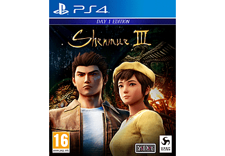 PS4 - Shenmue 3 /D
