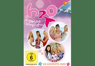 H2O - Plötzlich Meerjungfrau - Die komplette Serie DVD