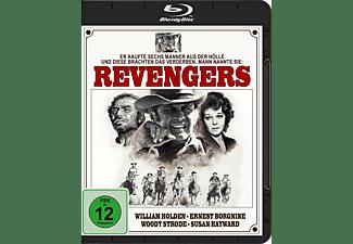Revengers Blu-ray