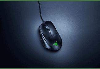 Ratón gaming - Razer BASILISK ESSENTIAL RZ01-02650100-R3M, 6400 ppp, USB, Negro