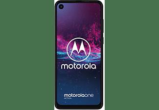 "Móvil - Motorola One Action, Azul denim, 128 GB, 4 GB RAM, 6.3"", Samsung Exynos 9609, 3500 mAh, Android"