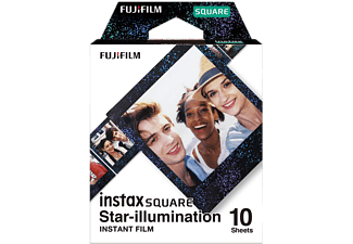 FUJI FILM Instax Square Star Illumination fotópapír 10 db / csomag
