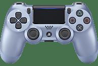 SONY DUALSHOCK 4 Wireless-Controller Titanium Blue exklusive Edition Controller} Titanium Blue