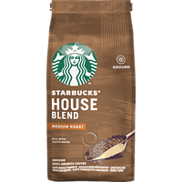 STARBUCKS HOUSE BLEND Gemahlener Kaffee