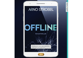 Offline: Du wolltest nicht erreichbar sein, jetzt sitzt du in der Falle  - (MP3-CD)