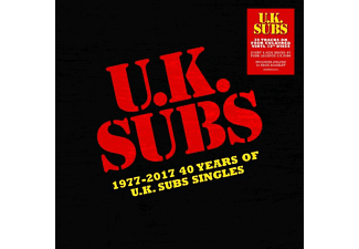 "Uk Subs - 1977-2017-10""-  - (EP (analog))"