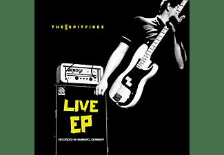 The Spitfires - Live EP (White Rabbit Coloured 2x7'')  - (Vinyl)