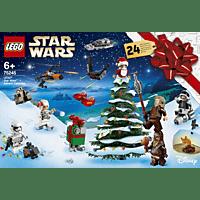 LEGO LEGO® Star Wars™ Adventskalender Bausatz, Mehrfarbig
