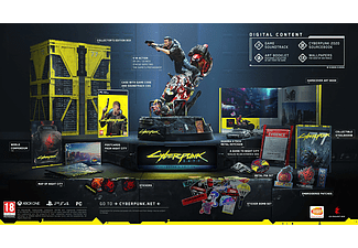 Cyberpunk 2077 Collector's Edition FR PC