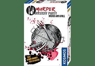 KOSMOS Murder Mystery Party - Mord am Grill Spiel