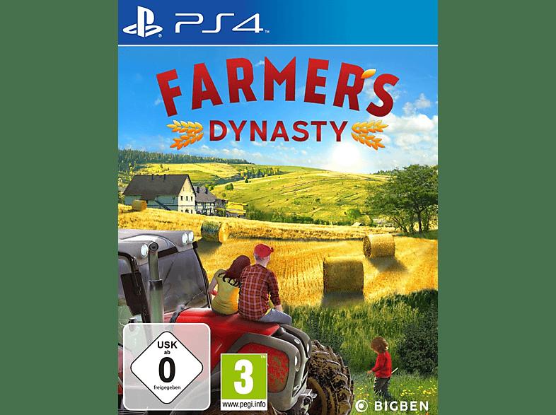 Farmer's Dynasty [PlayStation 4]