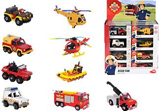 DICKIE TOYS Sam Cashier Display Spielzeugauto Mehrfarbig