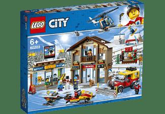 LEGO Ski Resort Bausatz, Mehrfarbig