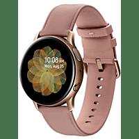 Smartwatch - Samsung Galaxy Watch Active 2, LTE, 40 mm, Acero / Oro rosa