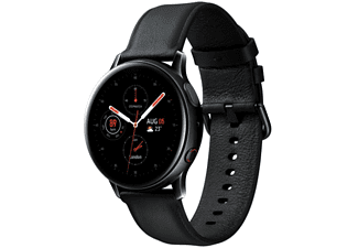 Smartwatch - Samsung Galaxy Watch Active 2, Bluetooth, 40 mm, Acero / Plata