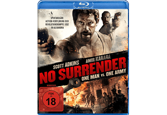 No Surrender: One Man vs. One Army Blu-ray