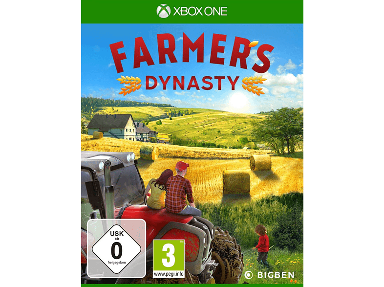 Farmer's Dynasty [Xbox One]