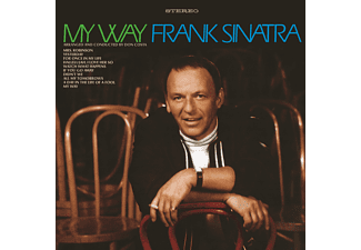Frank Sinatra - MY WAY (50TH ANN.ED.)  - (Vinyl)