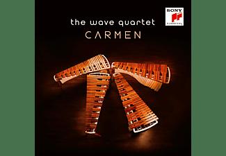 Castalian String Quartet, Wave Quartet - Carmen  - (CD)
