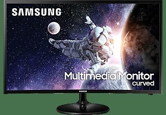 SAMSUNG C32F39GFUU 31,5 Zoll Full-HD Monitor (4 ms Reaktionszeit, 60 Hz)