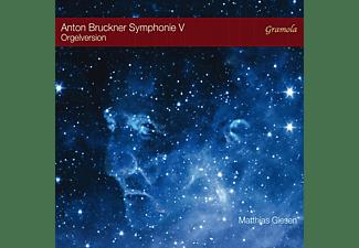 Matthias Giesen - Symphonie V-Orgeltranskription  - (CD)