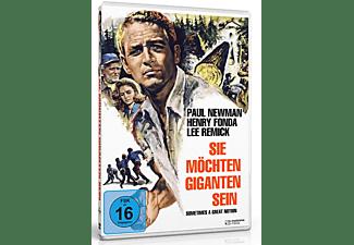 Sie möchten Giganten sein (Sometimes a great Notion) DVD