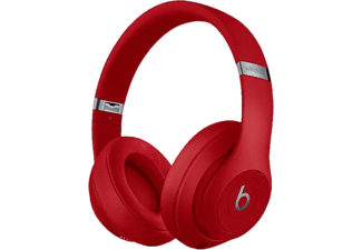 BEATS Studio3 Wireless - Cuffie Bluetooth (Over-ear, Rosso)
