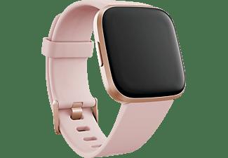 FITBIT FB507RGPK Versa 2 (NFC) Smartwatch Aluminium Silikon, S,L, Petal/Copper Rose