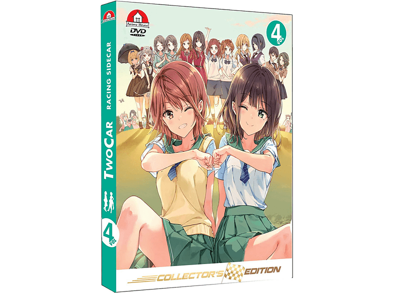 Two Car - Vol. 4 [DVD]