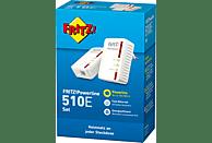 Powerline Adapter AVM FRITZ!Powerline 510E Set 500 Mbit/s kabelgebunden