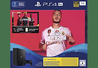 SONY PS4 PRO 1TB Jet Black: EA Sports Fifa 20-Bundle