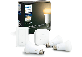 PHILIPS (LIGHT) HUE 8.5W A60 E27 EUR 3set White Ambiance
