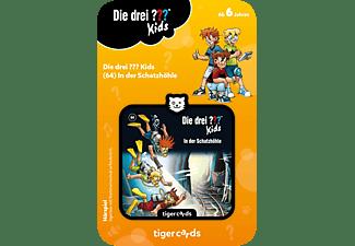 TIGERMEDIA Tigercard - ??? Kids - In der Schatzhöhle Tigercard, Mehrfarbig