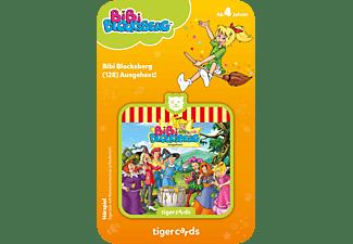 TIGERMEDIA Tigercard - Bibi Blocksberg - Ausgehext! Tigercard, Mehrfarbig