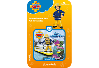 TIGERMEDIA Tigercard - Feuerwehrmann Sam - Auf dünnem Eis Tigercard, Mehrfarbig