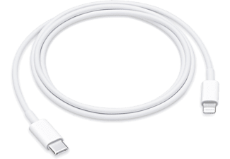 APPLE Câble USB-C - Lightning 1 m (MQGJ2ZM/A)